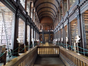 Trinity Old Library