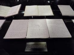 yeats expo at Library of Ireland